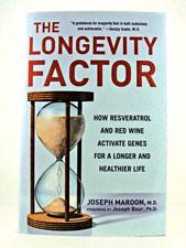 The Longevity Factor by Joseph Maroon, M.D.