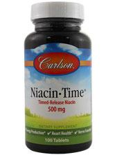 Niacin-Time 500 mg