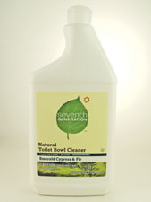 Emerald Cypress & Fir Natural Toilet Bowl Cleaner