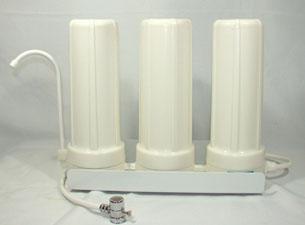 Counter-Top Virtual Reverse Osmosis System