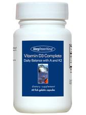 Vitamin D3 Complete
