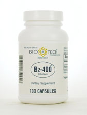 B2-400 Riboflavin 400 mg