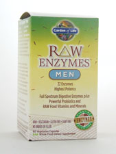 RAW Enzymes - Men