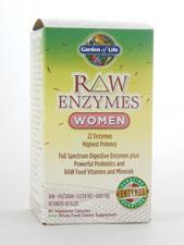 RAW Enzymes - Women