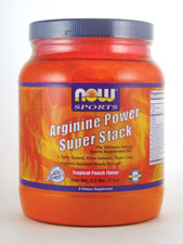 Arginine Power Super Stack - Tropical Punch Flavor