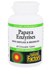 Chewable Papaya Enzymes