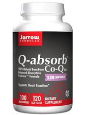 Q-absorb Co-Q10 100 mg