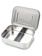 Duo 100% Stainless Steel Lunch Container