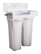 Under Counter Water Purifier w/ Chloramine Upgrade