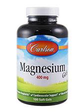 Magnesium Gels 400 mg