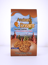 Quinoa Cookies - Chocolate Chip