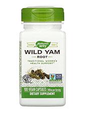 Wild Yam Root 425 mg