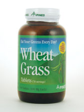 Wheat Grass Tablets 500 mg