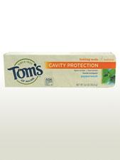 Baking Soda Cavity Protection Toothpaste - Mint