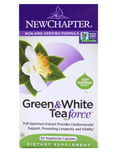 Green & White Tea Force