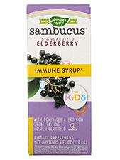 Sambucus Immune Syrup for Kids