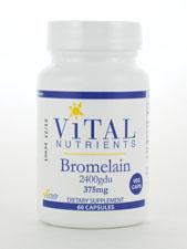 Bromelain 375 mg