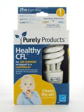 Healthy CFL 7-Watt Light Bulb