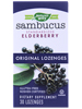Sambucus Black Elderberry Original Lozenges