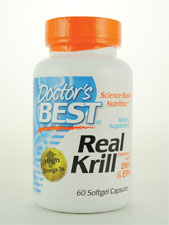 Real Krill Enhanced with DHA & EPA