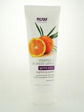 Vitamin C & Oryza Sativa Gentle Scrub