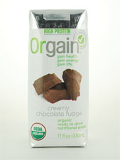 Creamy Chocolate Fudge Nutritional Shake