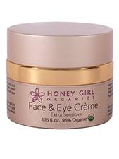 Face and Eye Cream, Extra Sensitive