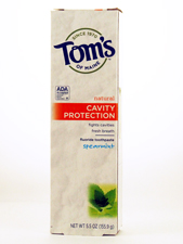 Cavity Protection Fluoride Toothpaste - Spearmint