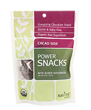 Cacao Goji Super Food Power Snack