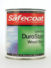 Safecoat Low Odor DuroStain Wood Stain - Clear
