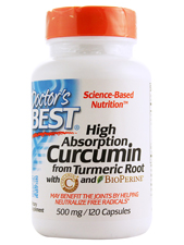 High Absorption Curcumin with Turmeric Root