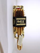 Square Paddle Bush - Nylon Bristles w/ Wood Handle