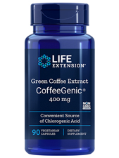 Green Coffee Extract CoffeeGenic 400 mg