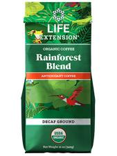 Rainforest Blend Decaf Ground Coffee