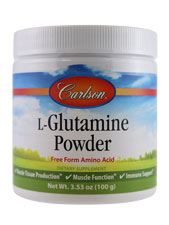 L-Glutamine Amino Acid Powder