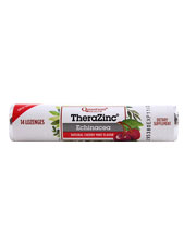 Thera Zinc Echinacea Lozenges Cherry Mint Flavor