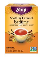 Soothing Caramel Bedtime Tea