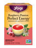 Raspberry Passion Perfect Energy Tea