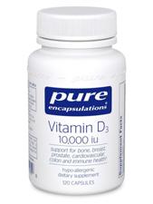 Vitamin D3 10,000 IU