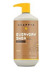 Everyday Shea Body Lotion - Vanilla