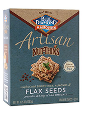 Artisan Nut-Thins Flax Seed