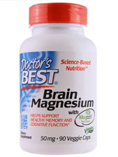 Best Brain Magnesium with Magtein