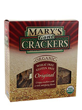 Organic Original  Crackers