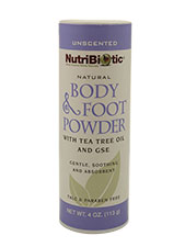 Body & Foot Powder