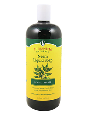 Neem Liquid Soap Gentle Therape - Unscented