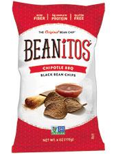 Chipotle BBQ Black Bean  Chips