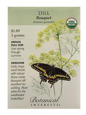 Dill Bouquet Organic