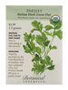 Parsley Italian Dark Green Flat Organic