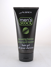 Men's Stock Ginseng Biotin Hair Gel