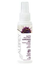 Sparkling Mineral Water Complexion Mist - Grapefruit/Lavender